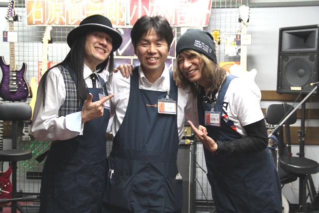 SHARAさん&小林さん&花井