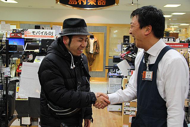 ギター担当太田とダルPさん
