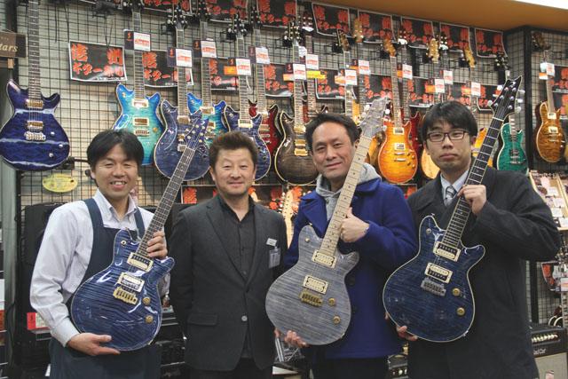 T's Guitarsオーナーの集い!?
