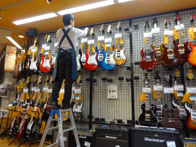 ギター担当吉川