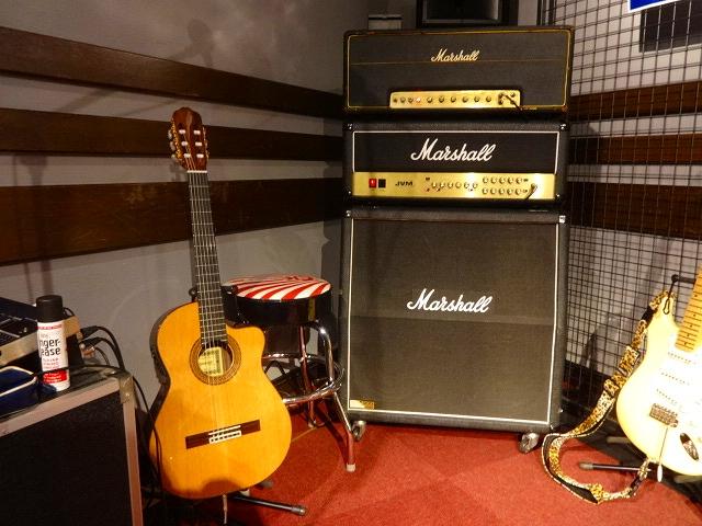 クラシックギター&アンプ