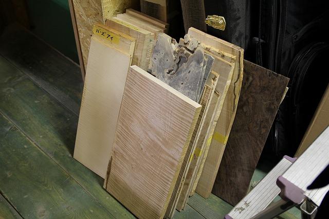 オーダー会用木材①