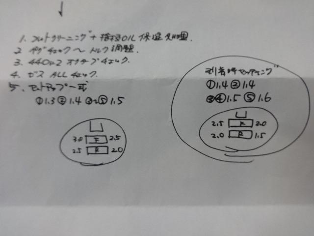 Sugi木村さん直筆