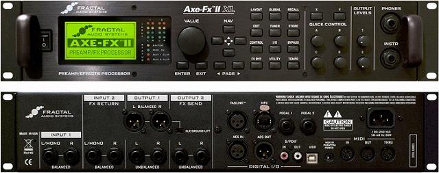 Axe-FXII XL