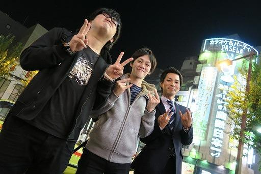 大和さん&ニケさん&某営業マン
