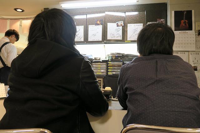 本番待ちの大和さん&ニケさん