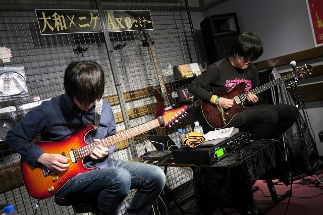 大和さん&ニケさんの共演