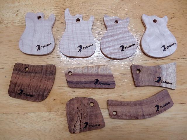 T's Guitarsキーホルダー