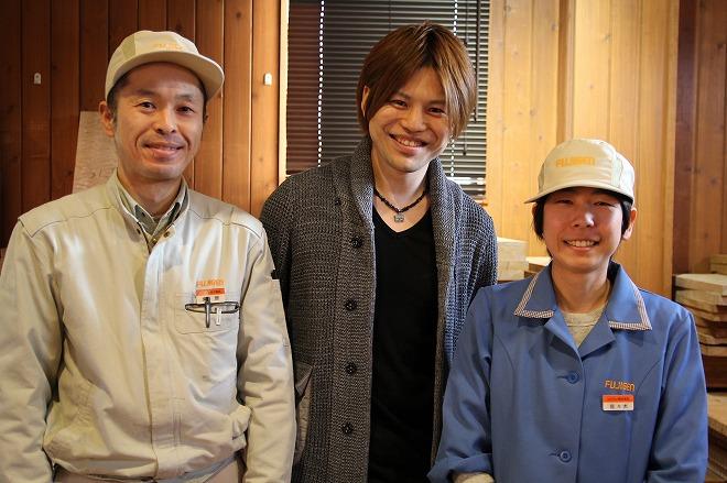 東岡さんと佐々木さん