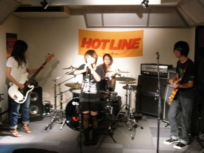 HOTLINE2009 NAUGHTYさん