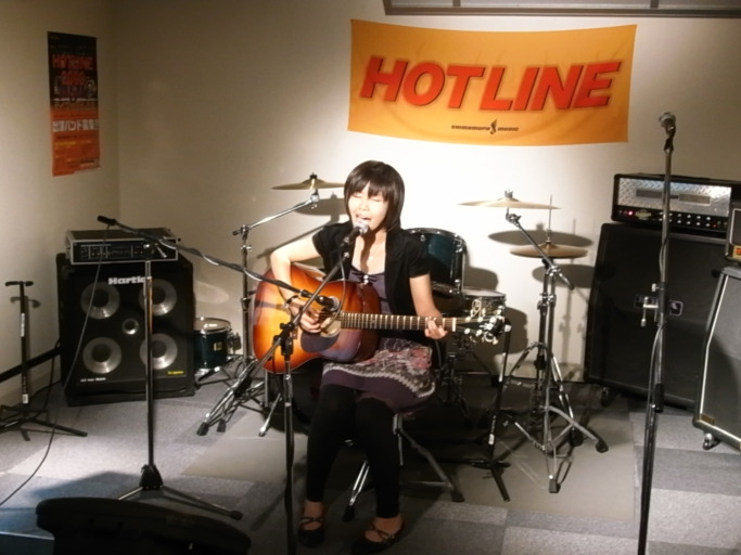 HOTLINE2009 エイトヤマザキさん
