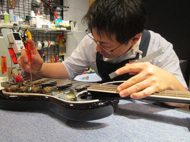 クラシックギター調整会 島村楽器名古屋パルコ店