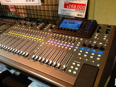 島村楽器名古屋パルコ店デジタルフェスX32