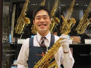 管楽器担当 宇野