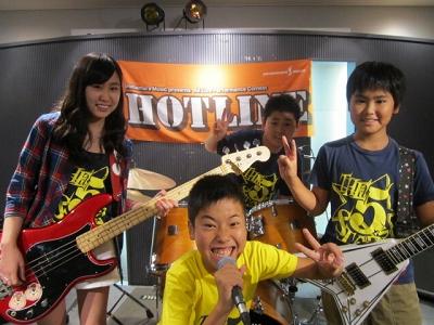 THE 5 STARSさん!