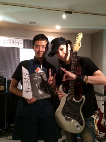 Takayoshi Ohmura&Koichi Hirano