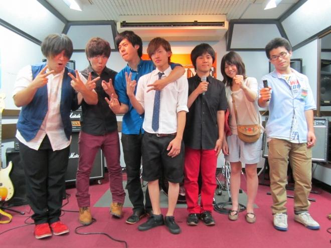 HOTLINE2013 イオン四日市尾平店ショップオーディション