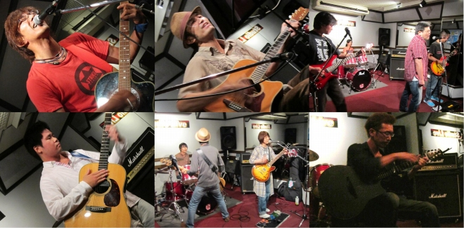 Studio Live 2013/07/21