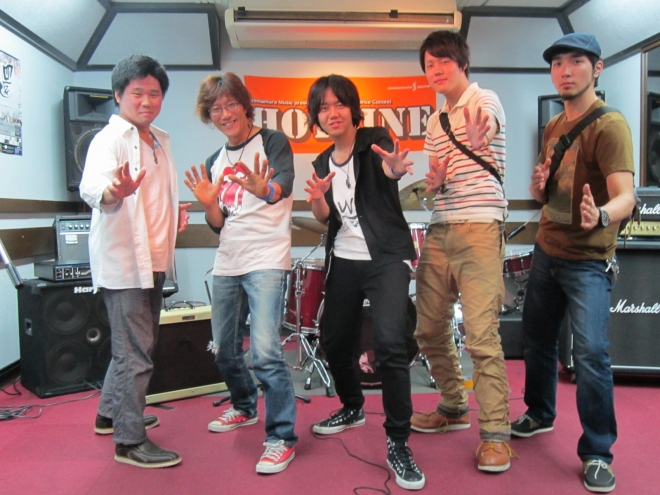 HOTLINE2013 イオン四日市尾平店 2013/08/04