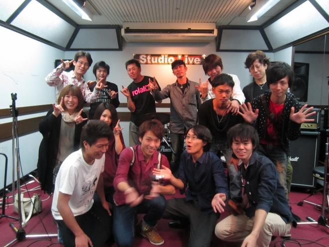Studio Live 2013.10.20