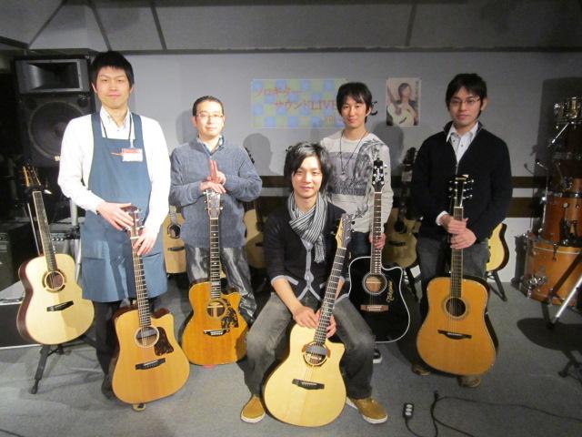 ソロギターサウンド島村楽器松井祐貴akogijin