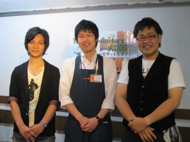 島村楽器イオンモール鈴鹿Yokoyamaguitars大試奏会