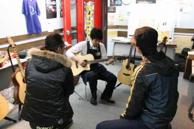 島村楽器しまむらがっきヨコヤマギターズYokoyama-Guitars大試奏会