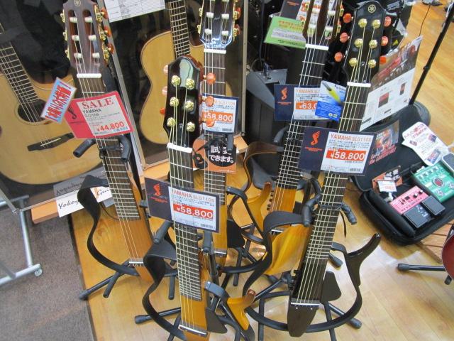 サイレントギターイオンモール鈴鹿店