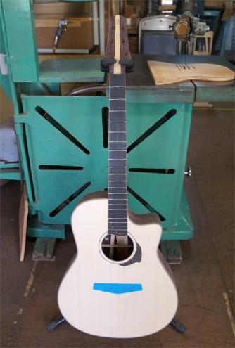 島村楽器イオンモール鈴鹿店Yokoyama-Guitarsヨコヤマギターズカスタム2号機