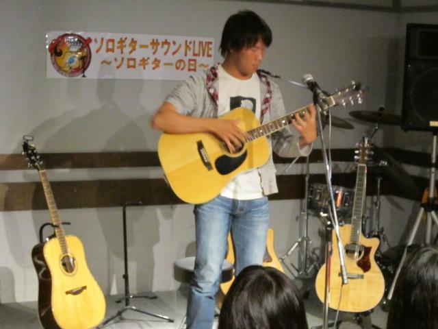 島村楽器イオンモール鈴鹿店ソロギターサウンドLIVE