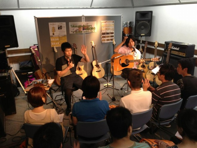島村楽器イオンモール鈴鹿店Yokoyama-Guitars大試奏会