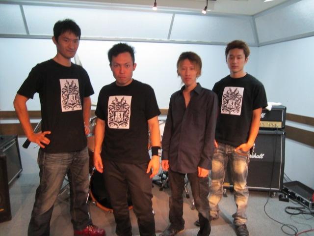 hotline2013 島村楽器鈴鹿店 jetblack live