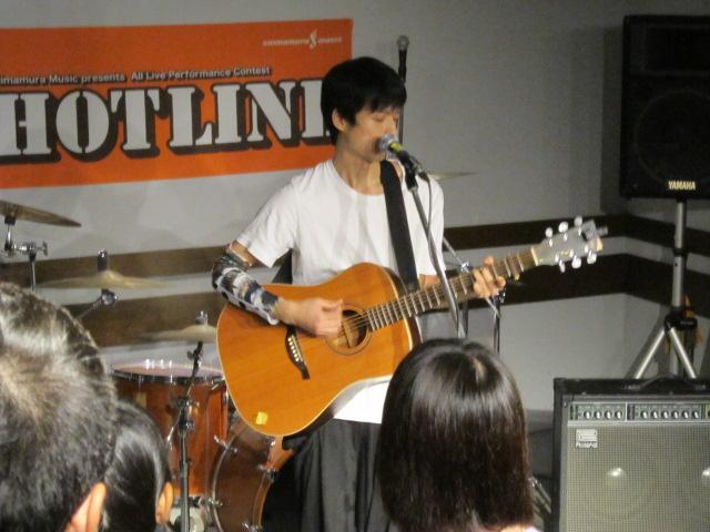 島村楽器イオンモール鈴鹿店HOTLINE2013Vol.4岡本