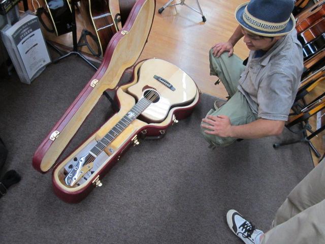 島村楽器イオンモール鈴鹿店Yokoyama-Guitarsオーダー