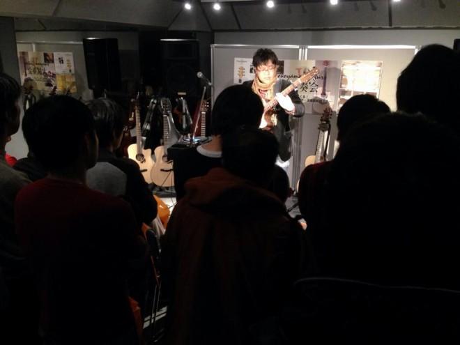 島村楽器イオンモール鈴鹿yokoyama-guitars大試奏会ヨコヤマギターズ