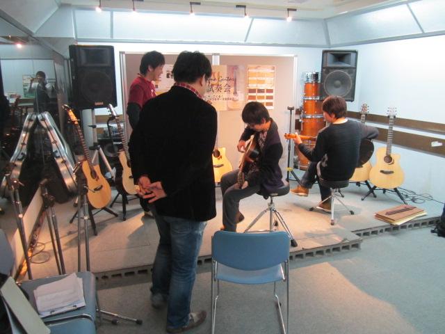 Yokoyama-Guitars大試奏会ヨコヤマギターズアコギ島村楽器イオンモール鈴鹿