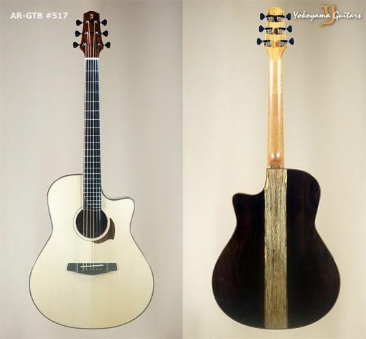 島村楽器イオンモール鈴鹿店アコースティックマンへの道Yokoyama-Guitars大商談会ARGTB