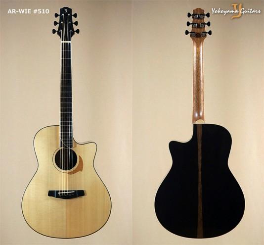 島村楽器イオンモール鈴鹿店アコースティックマンへの道Yokoyama-Guitars大商談会ARWIE