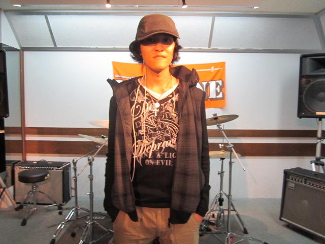 HOTLINE2014 島村楽器鈴鹿 浜野悟