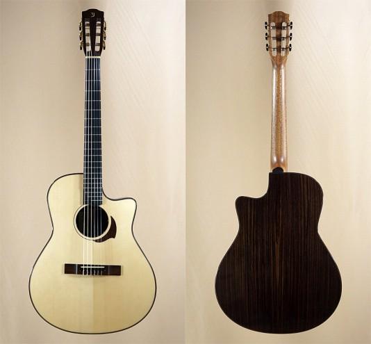 島村楽器イオンモール鈴鹿店Yokoyama-GuitarsARG-GR