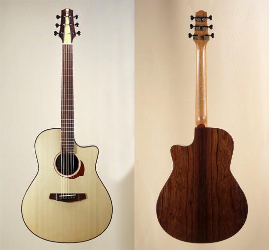 島村楽器イオンモール鈴鹿店Yokoyama-GuitarsAR-LHR