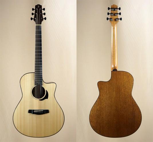 島村楽器イオンモール鈴鹿店Yokoyama-GuitarsAR-WAM