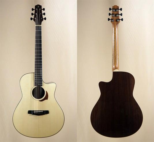 島村楽器イオンモール鈴鹿店Yokoyama-GuitarsAR-ER