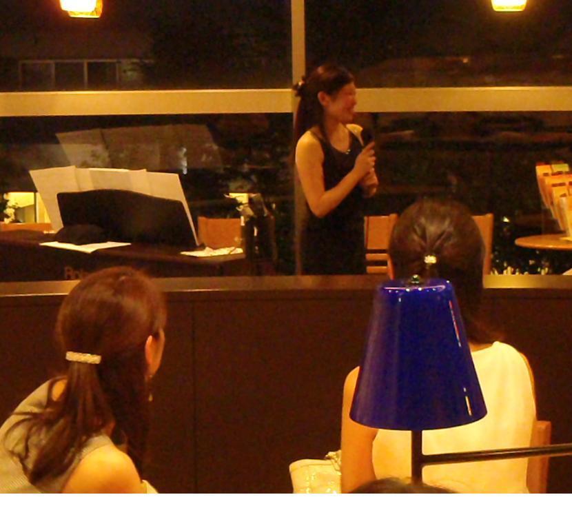 ピアノコンサート