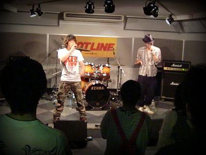 奈良店 HOTLINE2010 7月 Air Crow ユニット