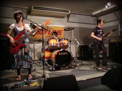 奈良店 HOTLINE2010 7月 syrёn バンド