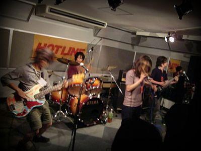 奈良店 HOTLINE2010 8月 APSEMALY バンド