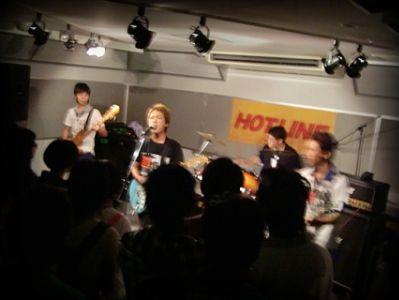 奈良店 HOTLINE2010 8月 GROUND ZERO バンド