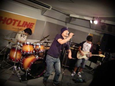 奈良店 HOTLINE2010 8月 Bazooka バンド