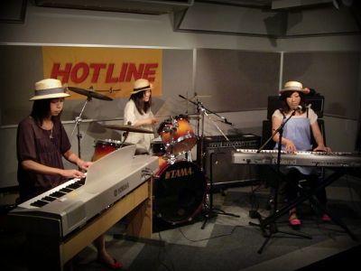 奈良店 HOTLINE2010 8月 コマリエ インスト バンド